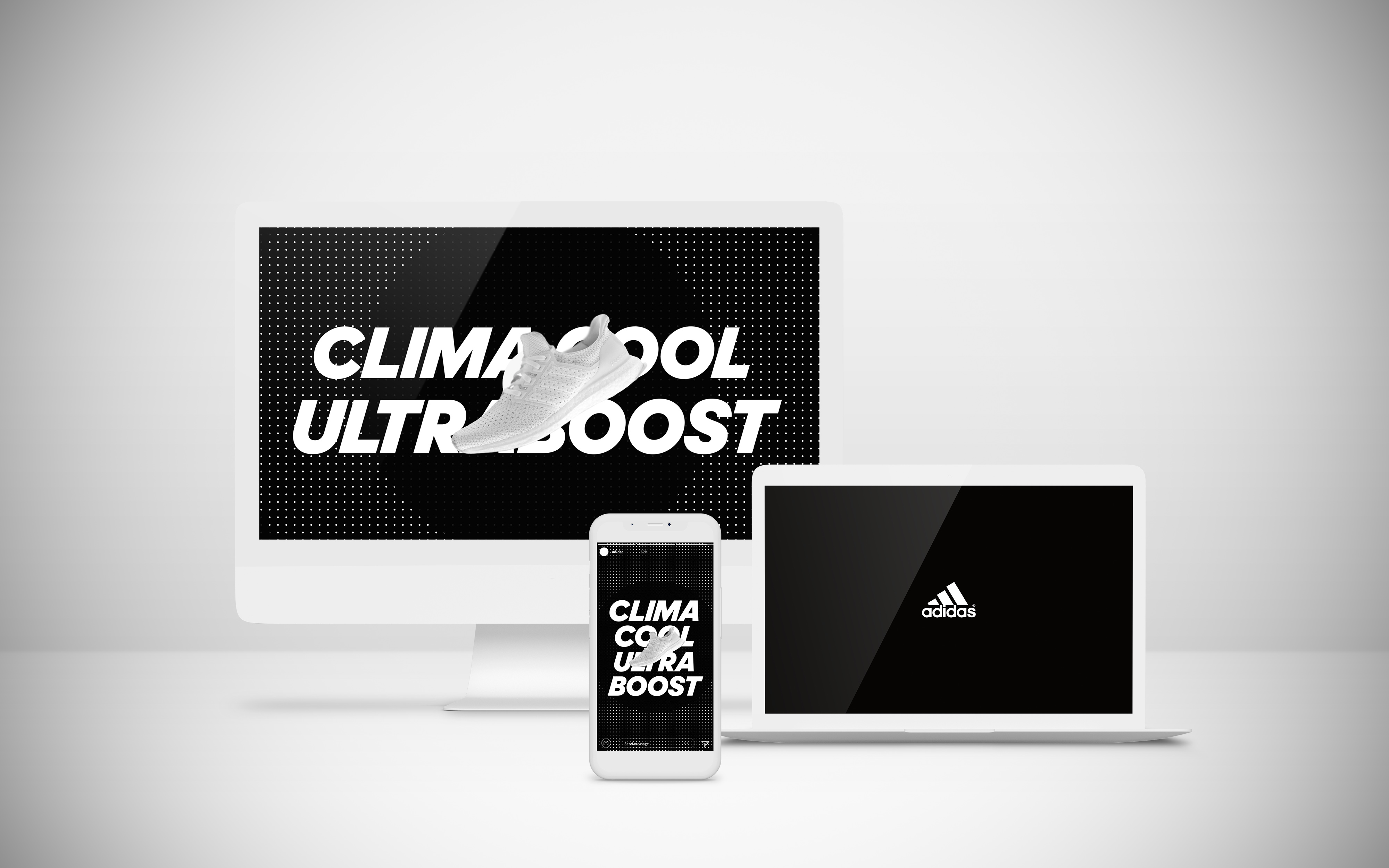 Adidas Digital Mockup